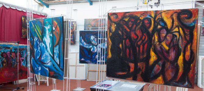 NOVEMBRE 2013 : MUSÉE ATELIER YVONNE GUÉGAN. EXPOSITION PERSONNELLE